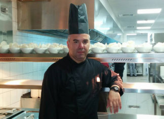 charalampous chef