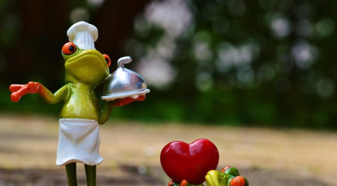 Ο έρωτας περνάει από το στομάχι