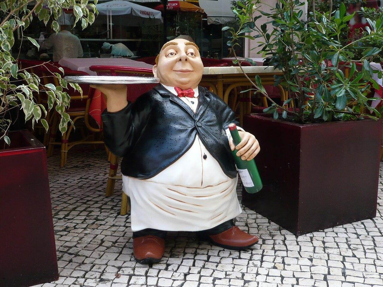 σερβιτόρος