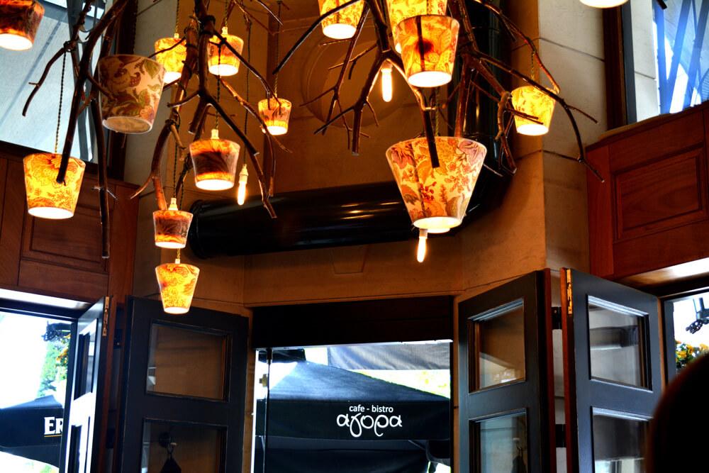 Agora Cafe Veria