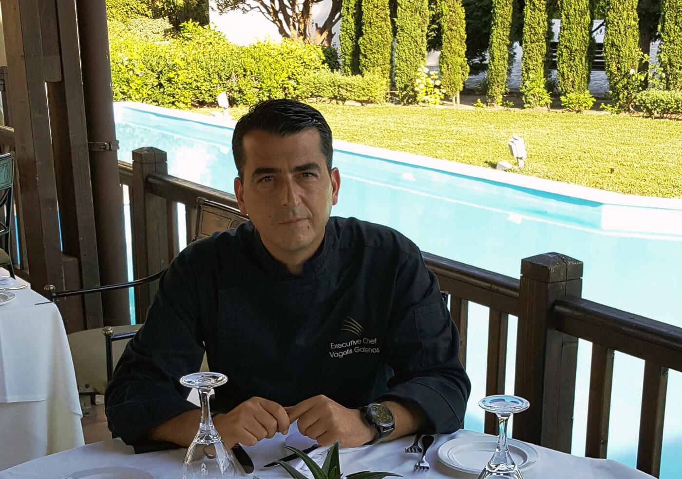 Γαλένος Βαγγέλης chef