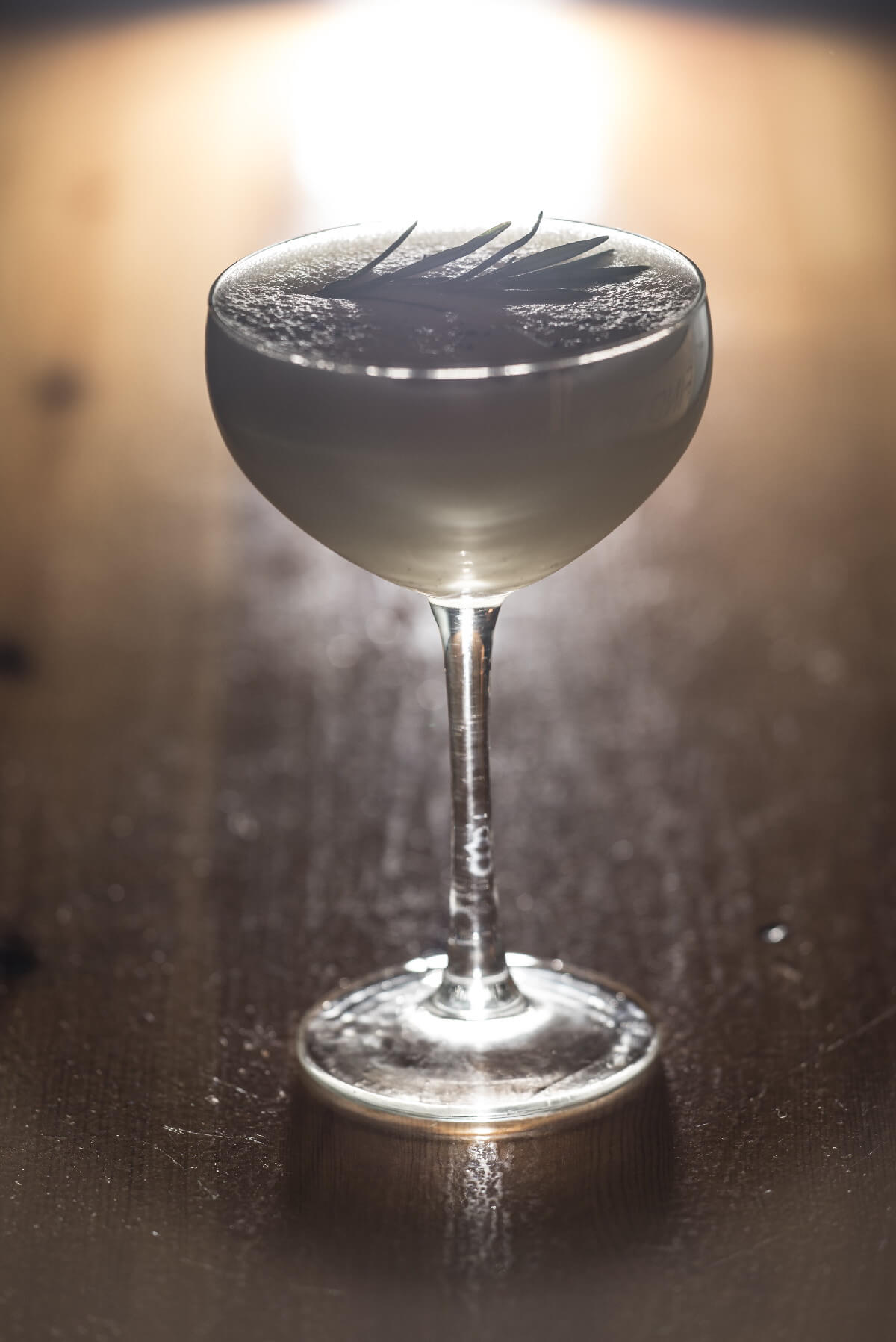 Silver Lining cocktail