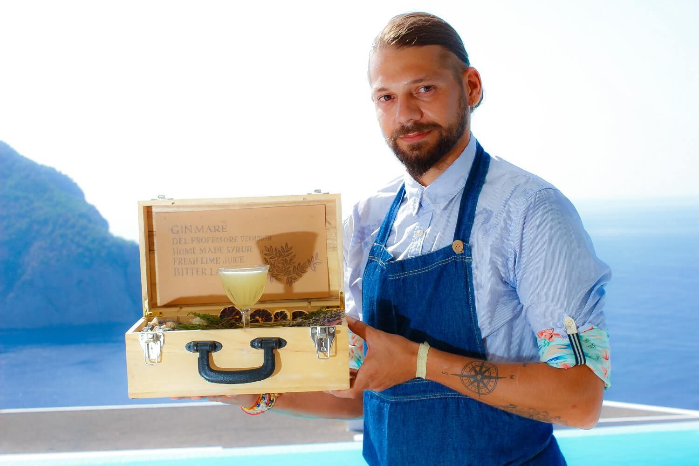 Kouziokas Thanasis bartender