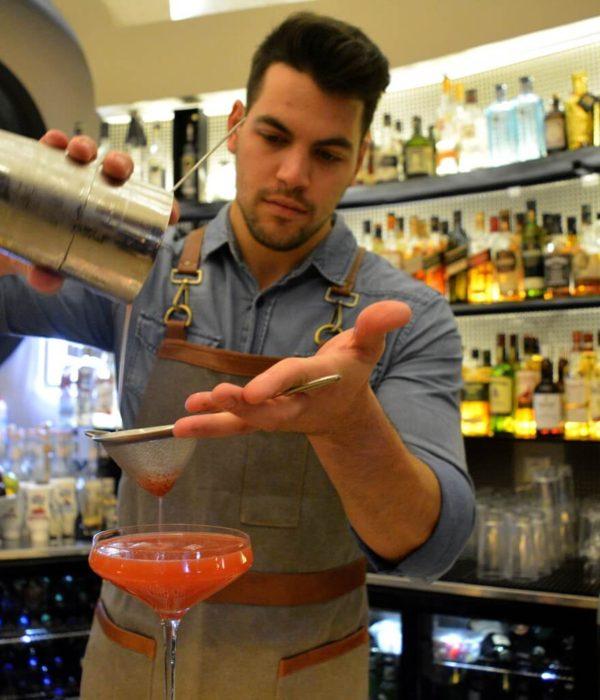 Baritakis Stauros-Bartender