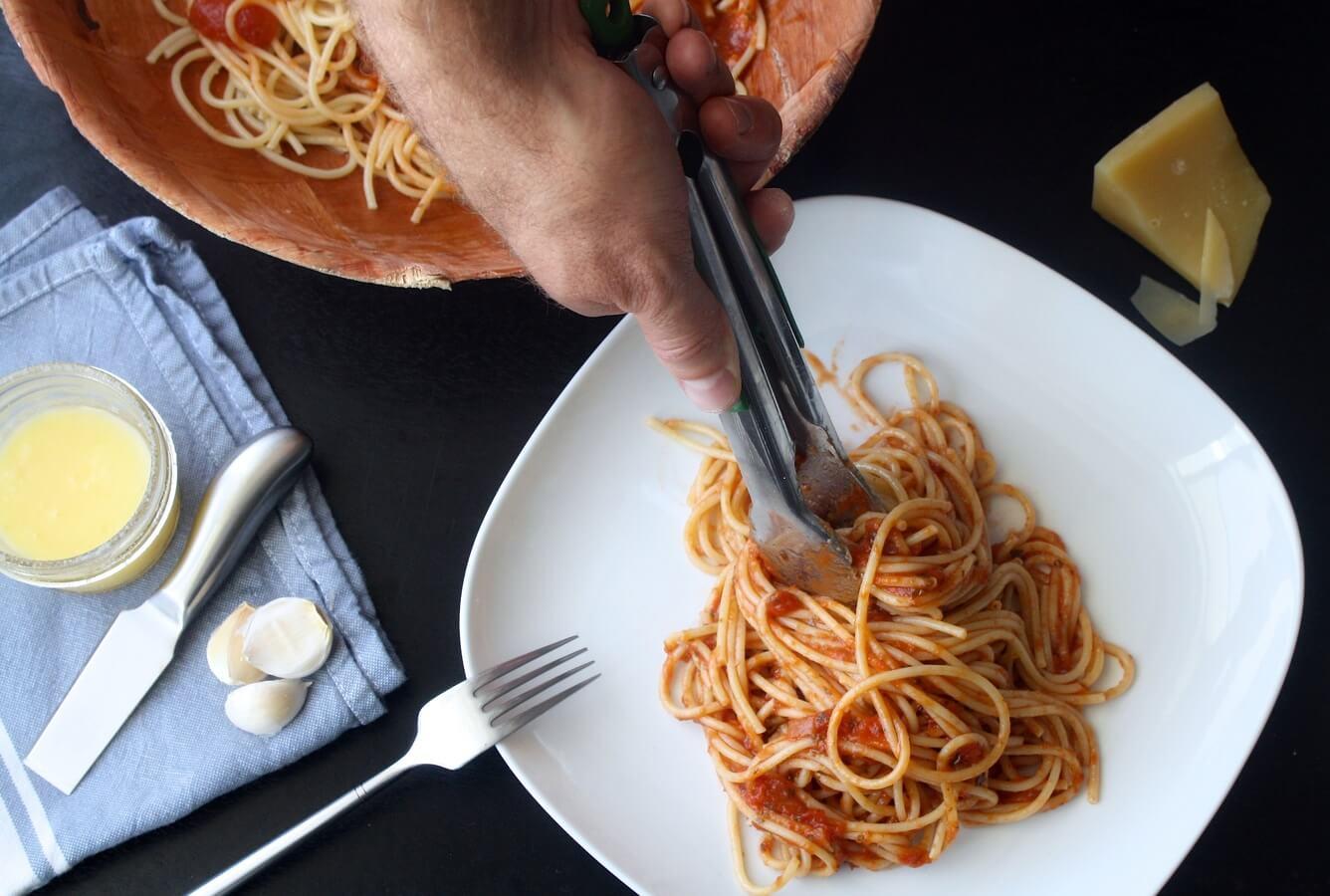Λάθη Ιταλικής κουζίνας