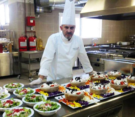 Τεχοβίτης Βαγγέλης Chef