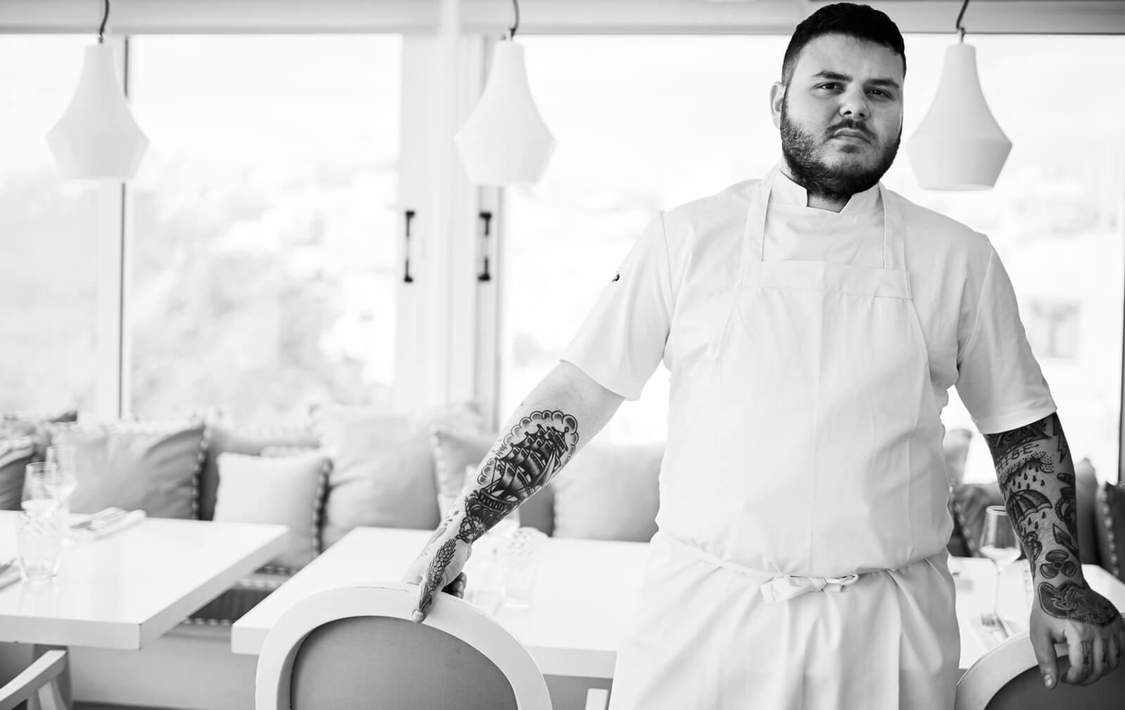 Kontovas Adam chef