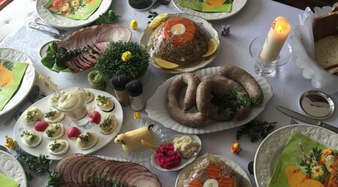 Πασχαλινά φαγητά