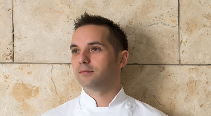 Αλεξίου Αλέξανδρος pastry chef