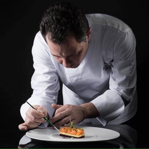 Stavros Psomopoulos Chef