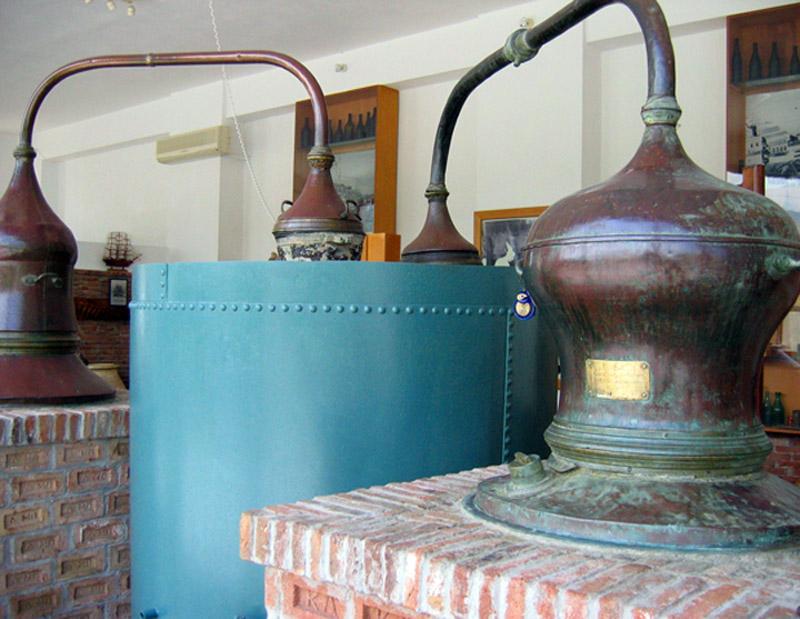 Μουσείο Ούζου Πλωμάρι