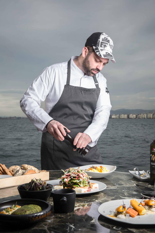 Kotsivos Dimitris Chef
