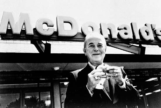 Ray Kroc McDonald's
