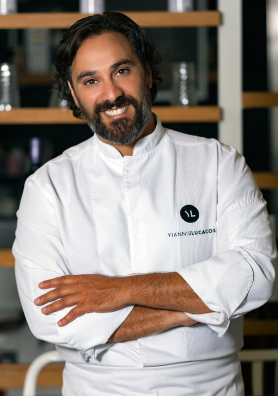 Γιάννης Λουκάκος Chef